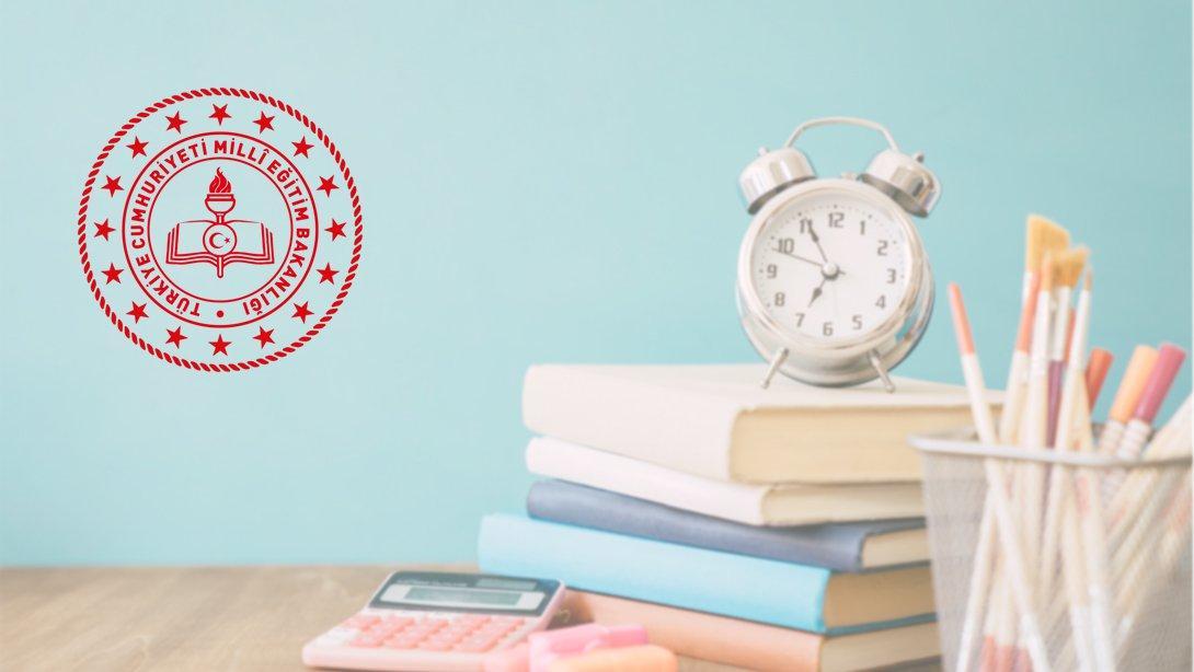 2021 Mart Sözleşmeli Öğretmen Atama Duyurusu